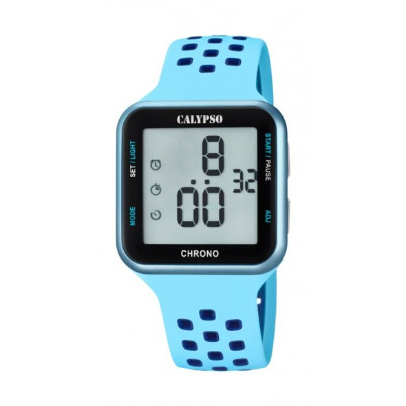 Reloj digital Calypso Run K5748